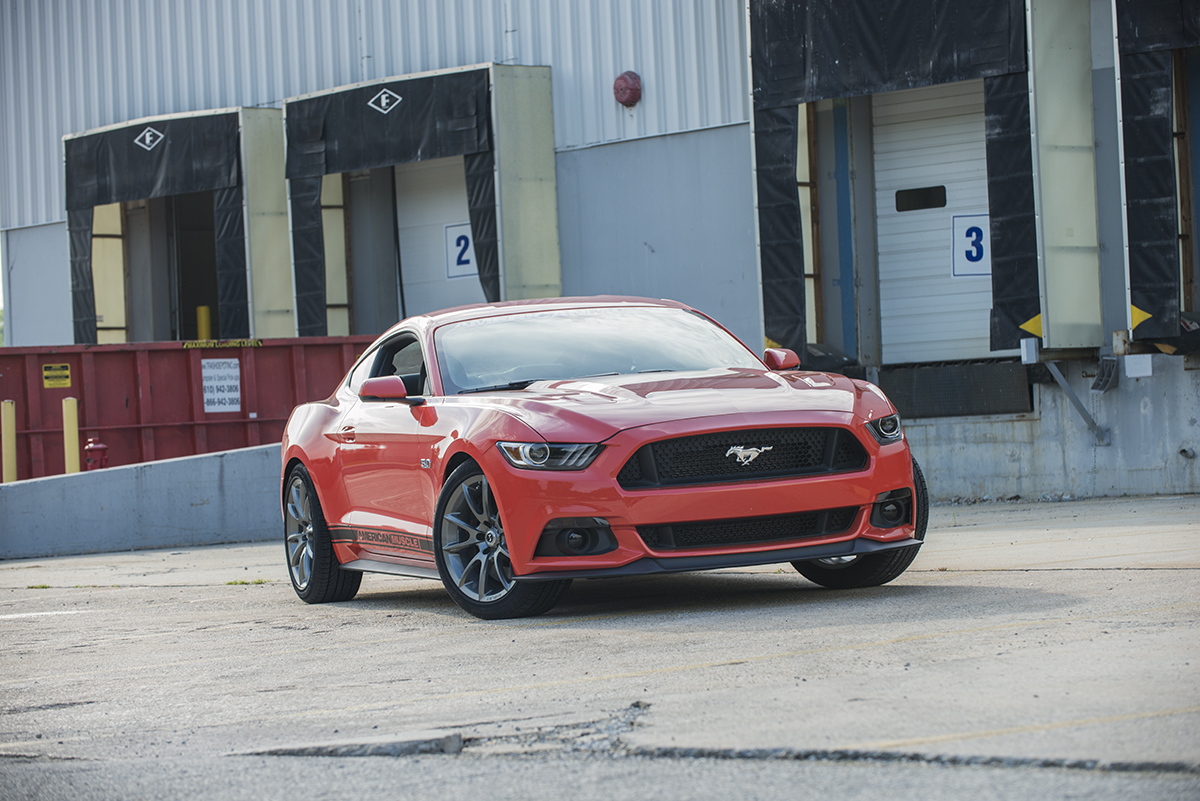 2015 Mustang GT Aftermarket Parts