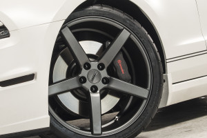 Track Pack Mustang Brembo Brakes