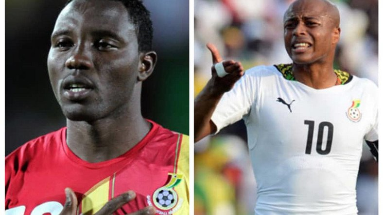 Kwesi Appiah Names Dede Ayew as Blacks Stars Captain, and Kwadwo Asamoah as deputy