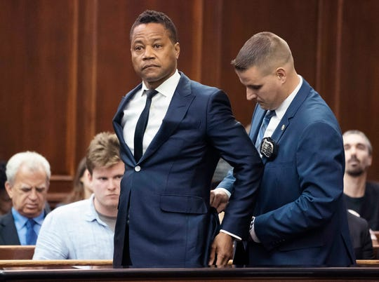 Woman accuses Cuba Gooding Jr of groping her in a club…here is what surveillance video revealed