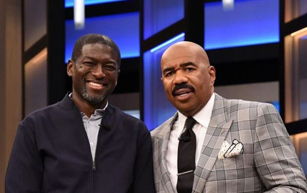 Oil and Gas mogul, Kevin Okyere talks philanthropy on the Steve Harvey Show after previously donating $10,000 on the show