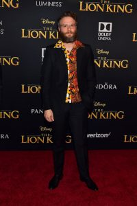 "PHOTOS:  Beyonce and more attend world premier of ""The Lion King"" 6"
