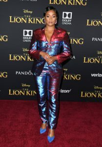 "PHOTOS:  Beyonce and more attend world premier of ""The Lion King"" 11"