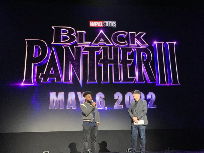 Date for 'Black Panther 2' release announced!!!