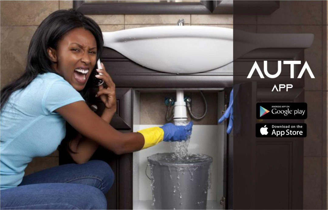 Looking for a hassle free and convenient way to get household tasks done? Try the AUTA App