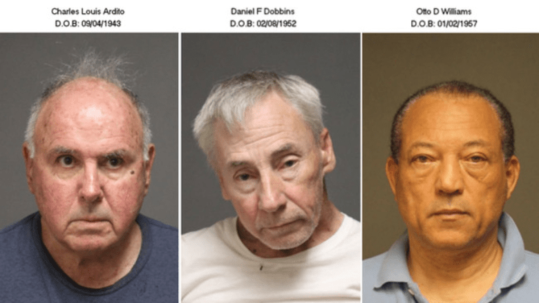 85-year-old woman arrested during orgy with 5 elderly men