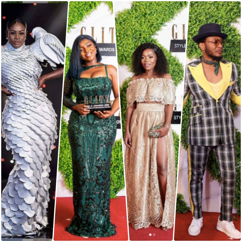 Hit or Miss? What the stars wore to the 2019 Glitz Style Awards
