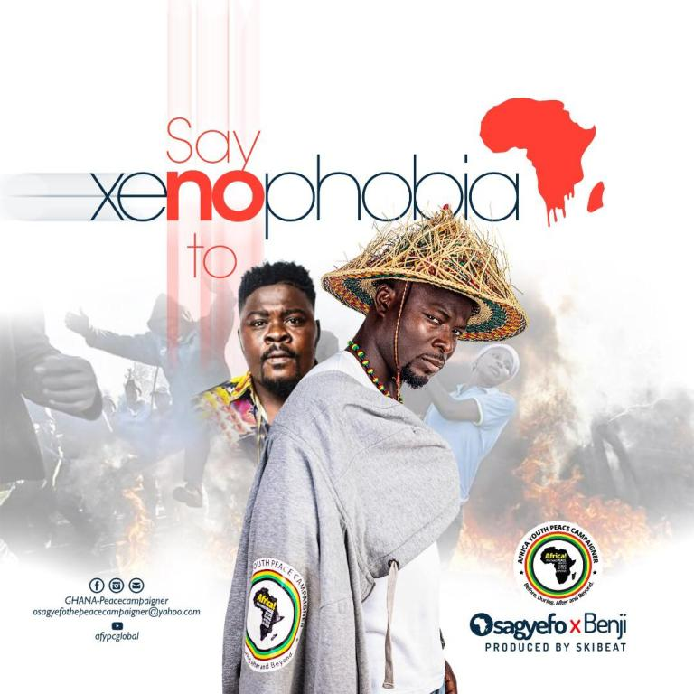 African Youth Peace Ambassador Releases Track On Xenophobia