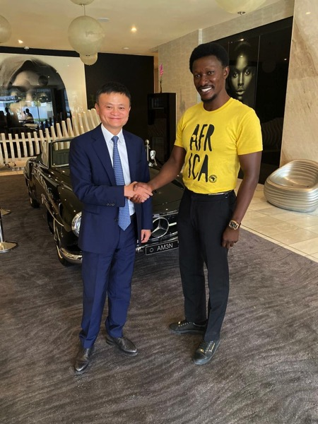PHOTOS: Kwarleyz Residence hosts Jack Ma, Alibaba executive team and others  celebs