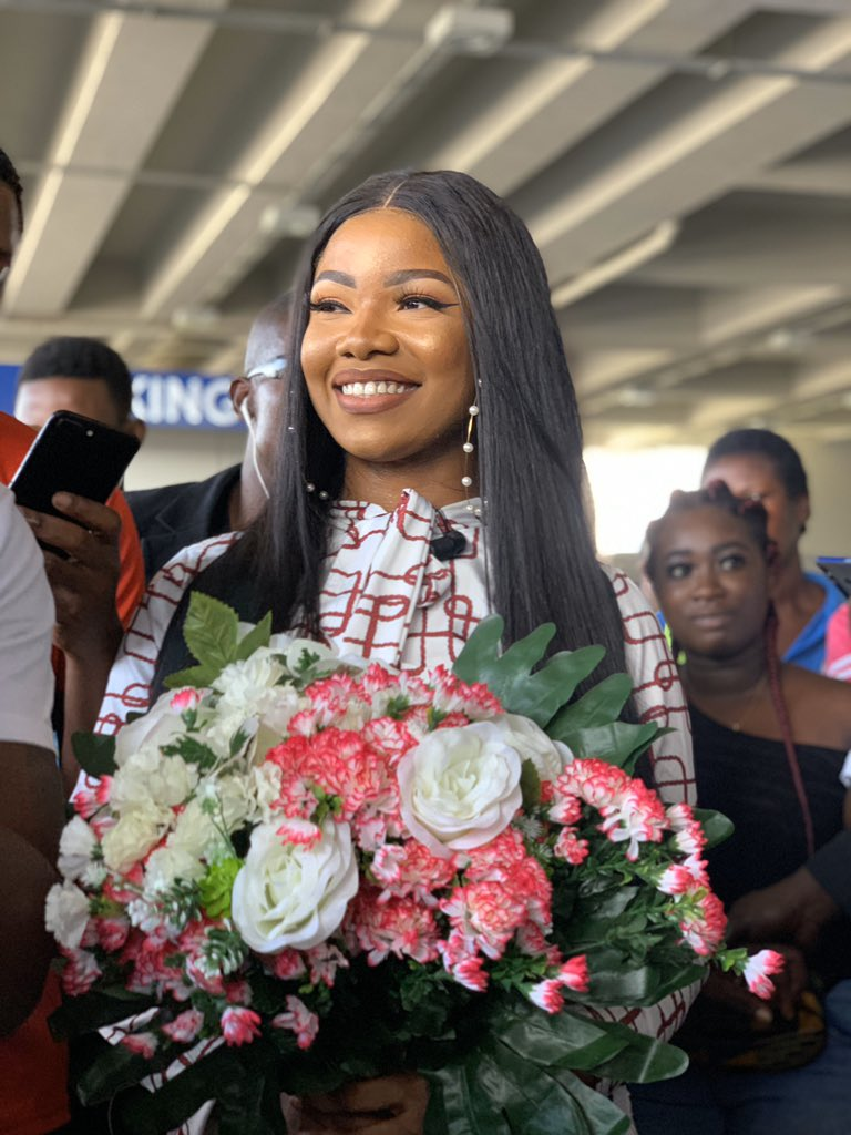 Image result for Tacha in Ghana