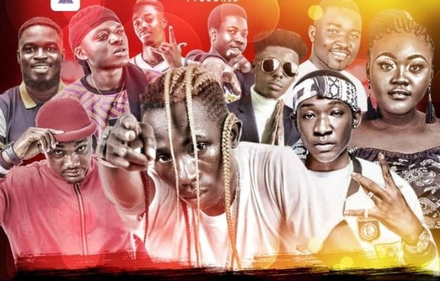 Patapaa will headline 2019 Central Music Awards