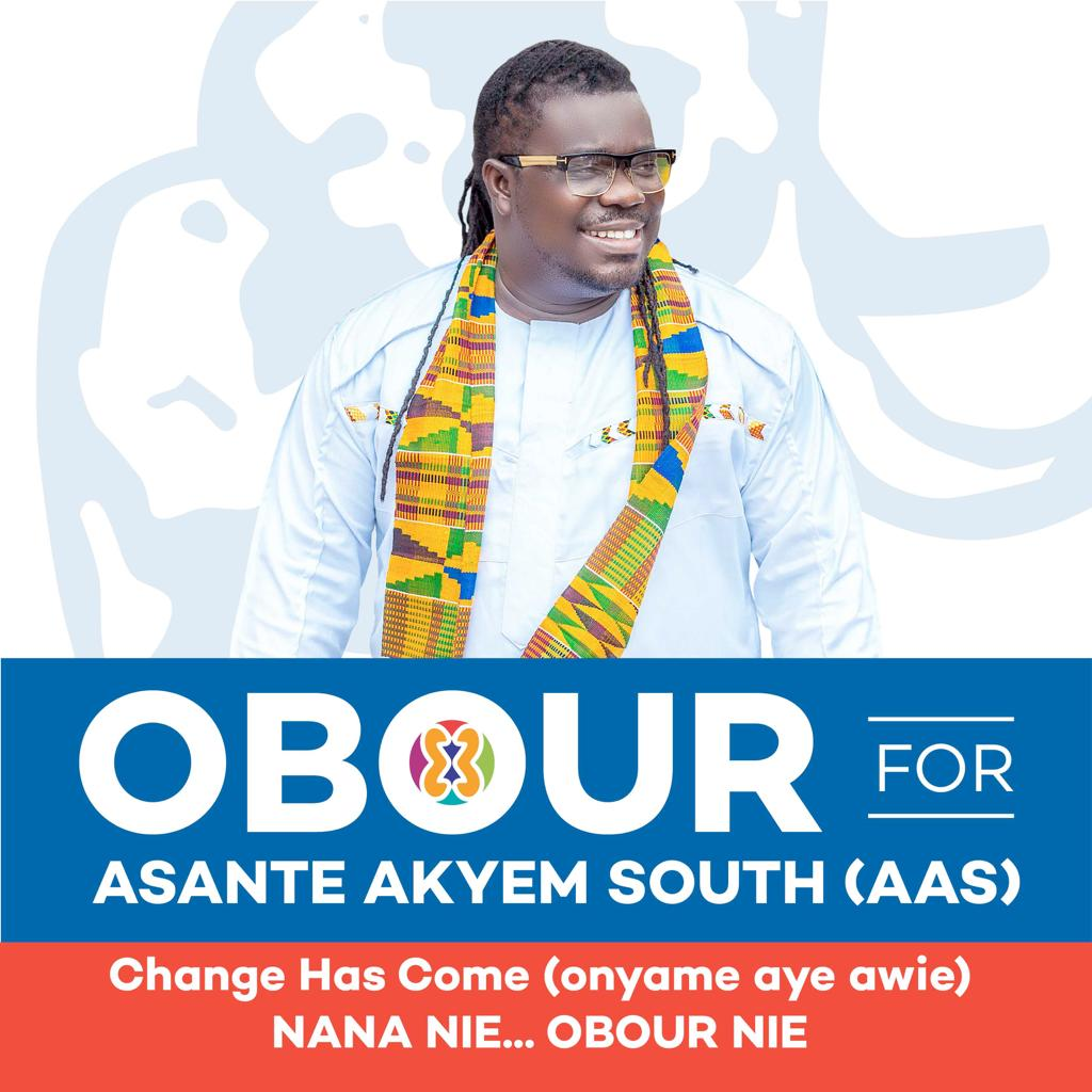 Obour – Official Statement on decision to contest NPP primaries in Asante Akyem South