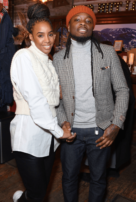 Kelly Rowland, Obinna Nwachukwu, James Van Der Beek, others party at Sundance