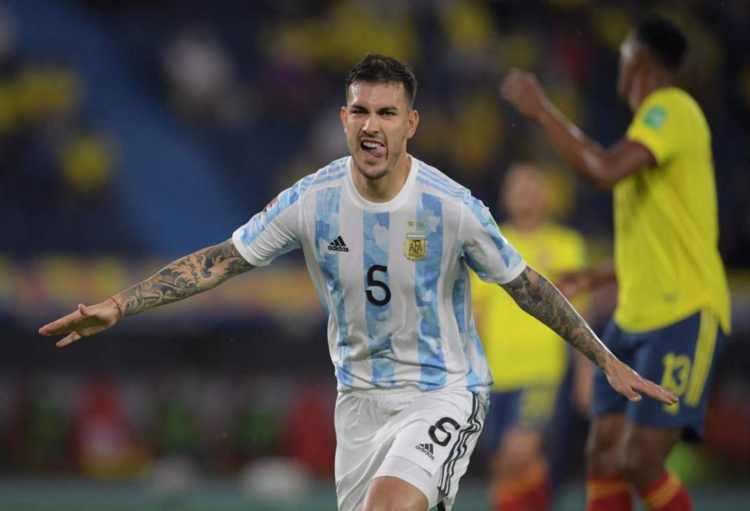 Colombia Vs. Argentina: Dos goles de camerino para Argentina | Antena 2