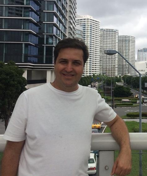 Professor Manuel Ferreira, pesquisador da UFG. (Foto: Arquivo Pessoal)