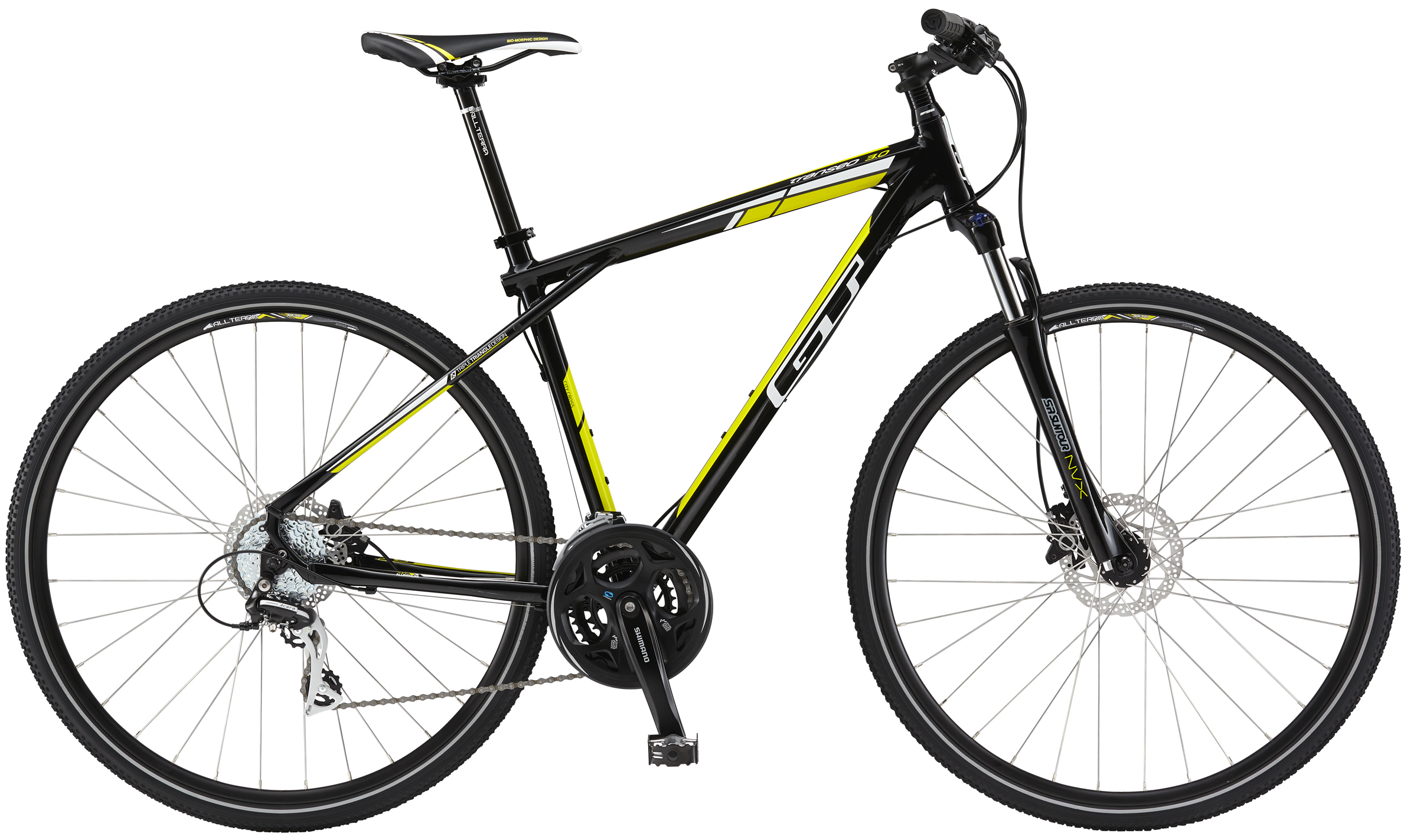 Gt Bicycles Transeo 3 0