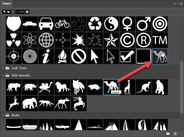 Photoshop 2020中的新功能和改进的预设面板