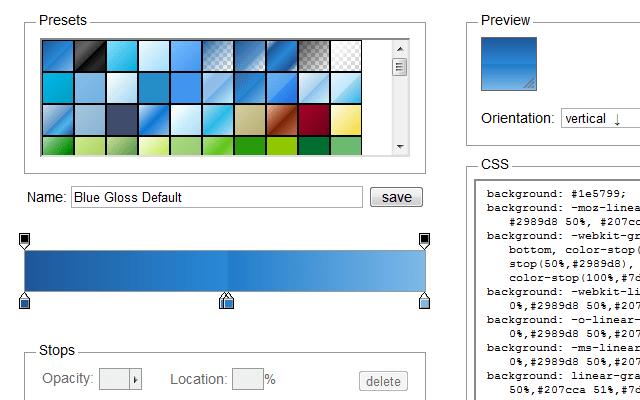 设计师常用Chrome插件之Color Zilla