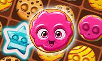 Cookie Connect kostenlos online spielen auf JetztSpielende