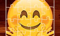 Emoji Jigsaw Puzzle Challenge