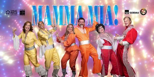 Jackson Theatre Guild presents Mamma Mia!