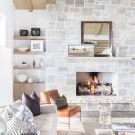 Visite Deco Le Style Chalet Blanc Par Nicole Davis Clematc