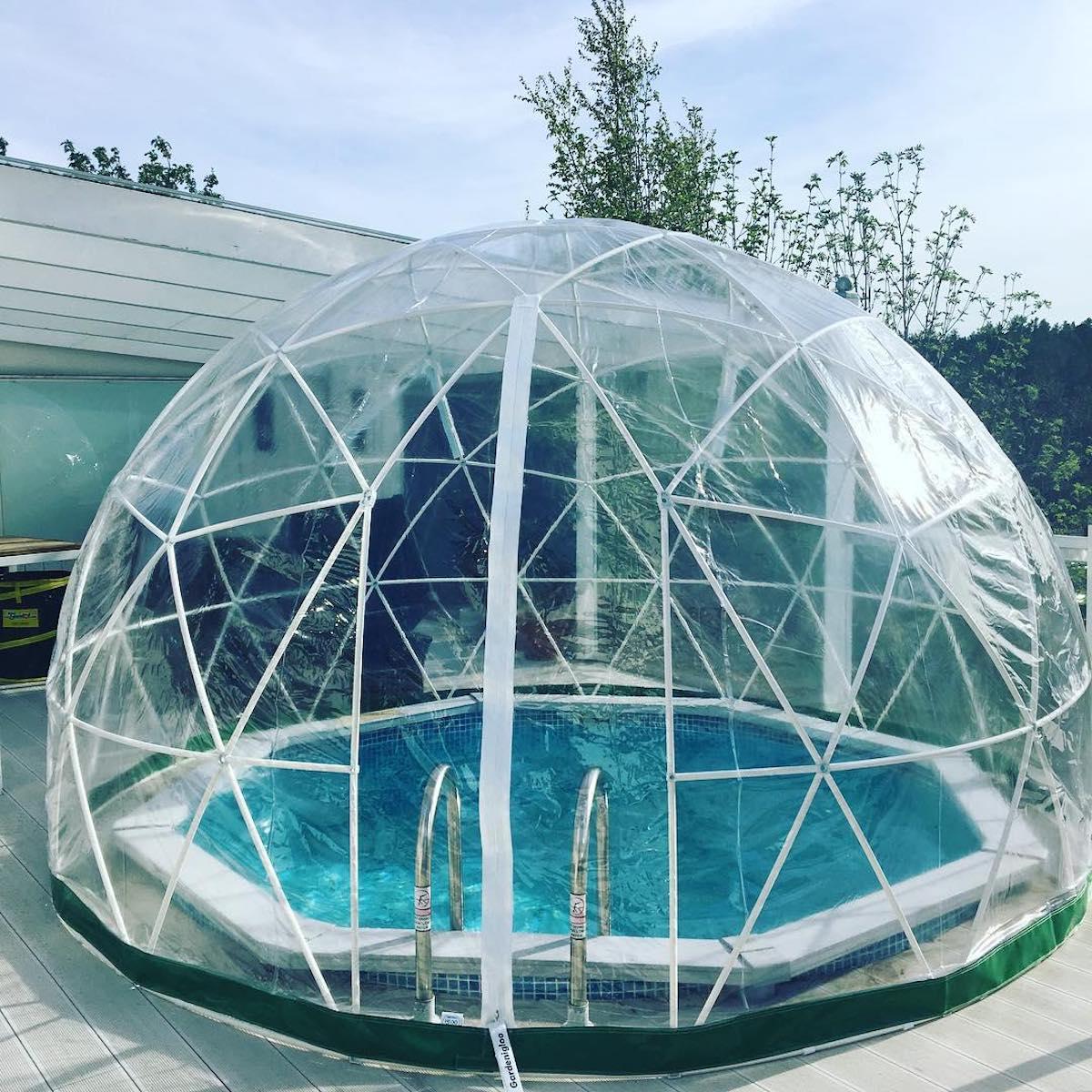 ou trouver un garden igloo bulle de