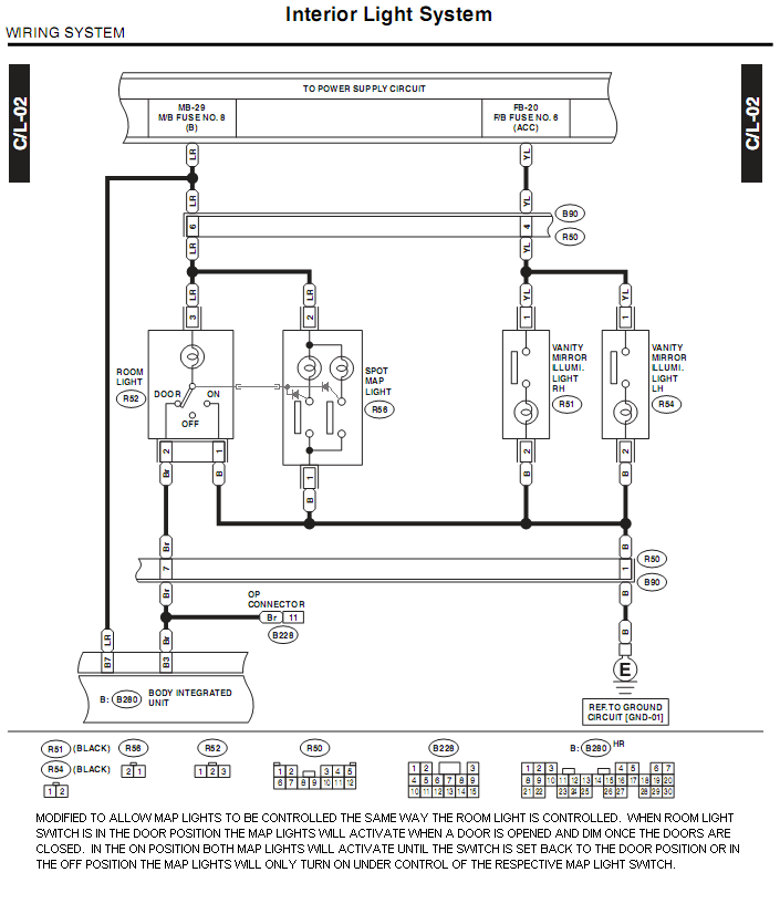 MapLightWiring?resize=665%2C779 2005 subaru outback wiring diagram 2004 chevrolet cavalier wiring 2005 subaru impreza stereo wiring diagram at highcare.asia