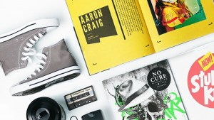 Aaron Craig's Feature Article in No Cure Magazine, issue #1