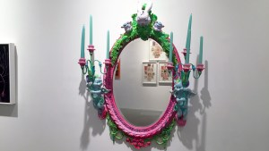 Adam Wallacavage's Love Lies Bleeding at Jonathan Levine Gallery's Welcome to New Jersey