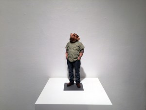 I Don't Want To Grow Up at Alessandro Gallo's For Some Reason exhibition