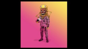 Alex Pardee's The Astronaut - Full Body Painting