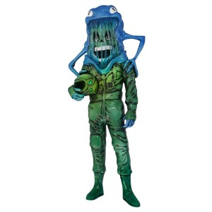 Alex Pardee - ToyQube - The Astronaut - Tomenosuke Edition