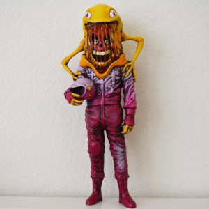 Alex Pardee - ToyQube - The Astronaut