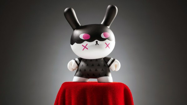 Andrea Kang's Boo Bear - Kang's possible Boo Bear Dunny design