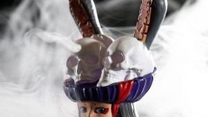 Tokyo Jesus' The Survivor for Arcane Divination: The Lost Cards Dunny Series from Kidrobot