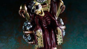 Doktor A's The Emperor for Arcane Divination: The Lost Cards Dunny Series from Kidrobot