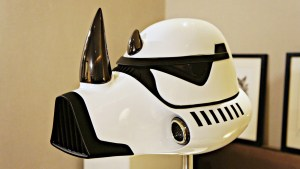 Blank William's The New Order: Rhino as Stormtrooper