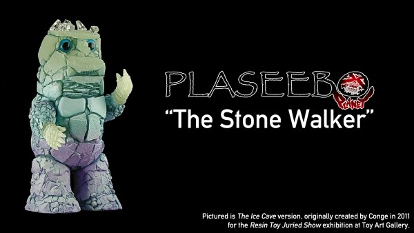 Bob Conge / Plaseebo's The Stone Walker