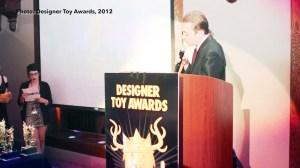 A Brief History of the Sucklord — The Sucklord at the Designer Toy Awards