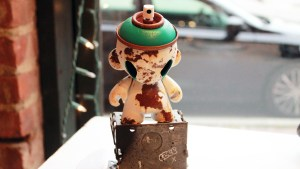 CZee13's Creative Solitude - Rusty Empty Custom Munny