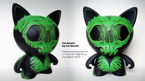 Cat Atomic's Cat Atomic (Custom Trikky)