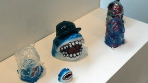 RWK's Cluttered Group Exhibition - Jay222's Shark Mouth