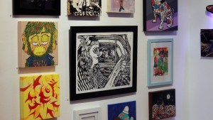 RWK's Cluttered Group Exhibition - Danny Martin's SPEEDWAY Boulevard