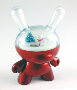 Clark's DayDream Studio - DayDreaming of a WinterWonderland One-Off Custom Dunny