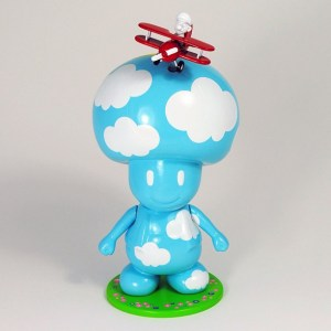 Clark's DayDream Studio - Flying High in the Toadstool Kingdom Custom (front)