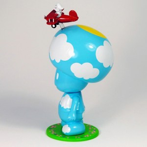 Clark's DayDream Studio - Flying High in the Toadstool Kingdom Custom (side)