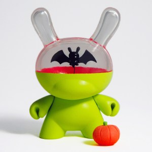 Clark's DayDream Studio - Happily Haunted DayDreamer Custom Dunny (front)
