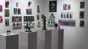 Inaction Figures 2017 - Exhibition Overview