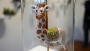 Stitched 2 Exhibition - Mariangela Tan / plushPLAY's SeaUniraff Carousel
